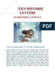 Fifteen Historic Letters