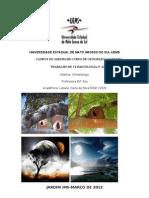 TRABALHO DE CLIMATOLOGIA