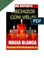 Hechizos Con Vela - HechizosMagiaBlanca.com