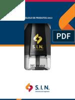 Catalogo SIN 13