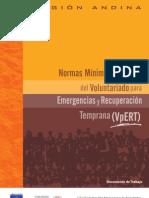 Normas Mínimas Comunes Regionales del VpERT