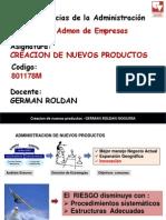 Creacion Nvos Productos - 3