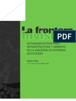 Informe Amazonia Ecuatoriana - Xavier Izko