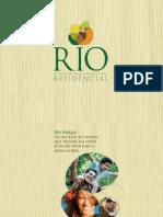 RIO RESIDENCIAL - RIO PARQUE - 2ª FASE LANÇAMENTO PDG VENDAS (21) 7900-8000