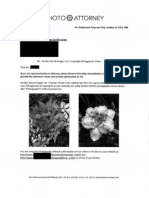 Photo Attorney Carolyn E. Wright $35K Settlement Demand Letter