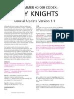 Grey Knights - 1.1