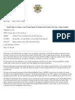 Press Release 5.16.12