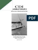 Roller Furler FF2 Manual 4.04