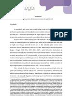 Artigo Revista Bem Legal 2011-Vanessa Viega Prado e Catilcia Pass Lange