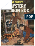 Ken Holt #7 The Mystery of the Iron Box