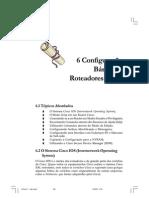 CAP.6- CONFIGURAۂO BASICA DE ROTEADORES CISCO