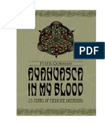 Ayahuasca in My Blood extasy