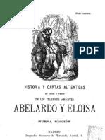 Eloisa y Abelardo