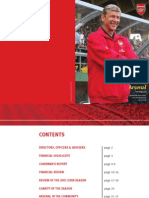Arsenal Annual Report 2008