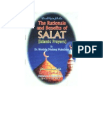 Salah_The Rational and Benefits of Salah - By Dr. Norlain Dindang Mababaya