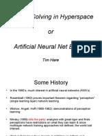 Artificial Neural Net Basics