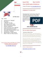 Newsletter 346