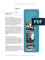 CPS iPad Project Executive Summary