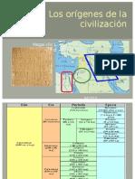 Unidad 1 Los orígenes de la civilización