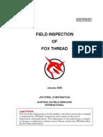 Field Inspection of FOX
