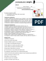 Lista de Exercicios n43