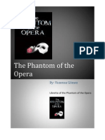 libretto of the phantom of the opera
