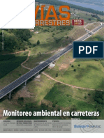 Revista Monitoreo Ambiental en Carreteras