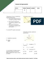1er Examen de Leoncio Prado