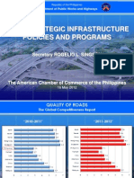 DPWH Policies and Programs