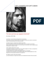 El Misterio de La Muerte de Kurt Cobain
