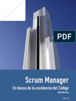 Scrum Manager Excel en CIA Del Codigo