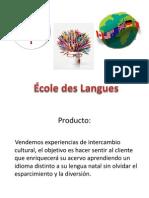 Ecole Des Langues