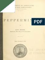 Henkel Peppermint 1905