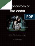 Librero the Phantom of the Opera