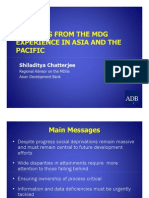 S_Chatterjee ADB SDGs Presentation