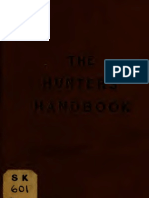 The Hunters Handbook 1885