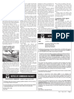 Commission chairs oppose DRC/AC merger--Beverly Hills Weekly, Issue #659