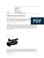 PointGrey Datasheet Flea3 USB3 | USB | Cámara