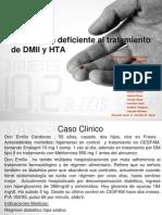 DM y HTA ABP