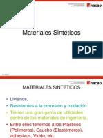 Materiales Sintéticos 2