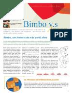 Bimbo y Arcor- Proceso de Internacionalizacion
