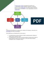 La Administración es la ciencia social y técnica encargada de la planificación