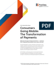 Consumer Payment Insights Consumers Going Mobile WP