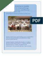 Workshop Final Report