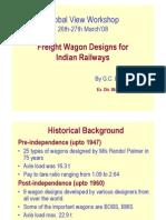 5.Freight Wagon Design IR EDWagon