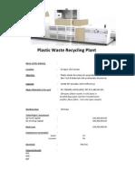 Project Report- Scrap Processing