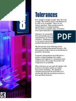 Tolerances Aluminum Extrusions Manual