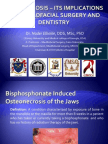 Osteoporosis – Its implications in maxillofacial surgery and