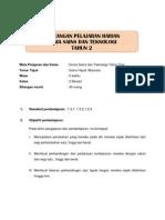 Arancangan Pelajaran Harian Sn Thn 2