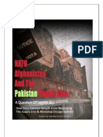 NATO, Afghanistan And The Pakistan Supply Line